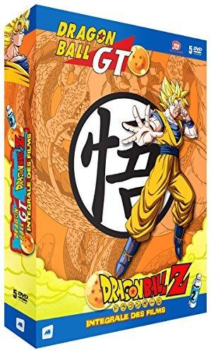 Dragon Ball Z & Dragon Ball GT - Int??grale des Films - Coffret Vol. 2 (5 DVD)