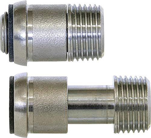Ausgleichst/ülle 3//4 mit Konusanschlu/ß f/ür Thermostatventile mit L/ängenausgleich