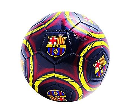 Rhinox FC Barcelona Star - Balón de fútbol (tamaño 5): Amazon.es ...