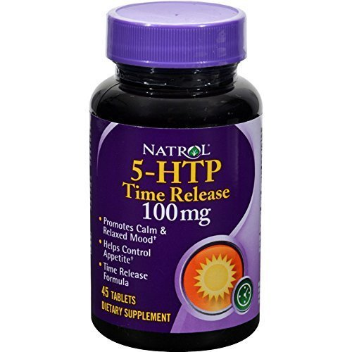 Natrol 5-Htp 100mg Time Release