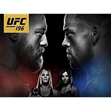 Get Ready for UFC 196