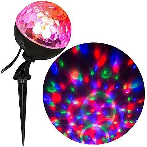 LED Light Show Multi color Confetti Projection Light