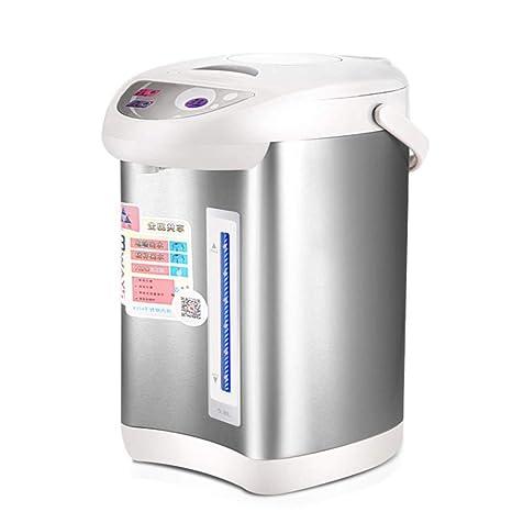 LEIU Agua potable dispensador 5,8 L acero inoxidable 304 aislamiento automático termo eléctrico doméstico