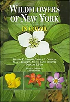Book Wildflowers of New York in Color