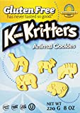 Kinnikinnick Gluten Free Animal Cookies, 8 Ounce (Pack of 6)