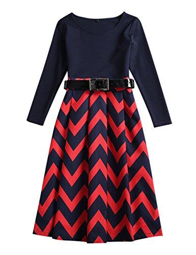 Buy belted maxi shirt dress - 9
