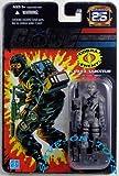 ": G.I. JOE Hasbro 25th Anniversary 3 3/4"" Wave 3 Action Figure Firefly"
