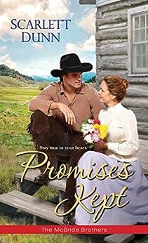 Promises Kept (The McBride Brothers) by [Dunn, Scarlett]