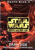 Star Wars Death Star II (2) Dark Side Preconstructed Starter Deck (Limited Edition)