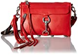 Rebecca Minkoff Mini Mac with Climbing Rope, Fire Engine
