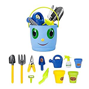 Vidatoy 12 pcs gardening tools for kids for Gardening tools 94 game