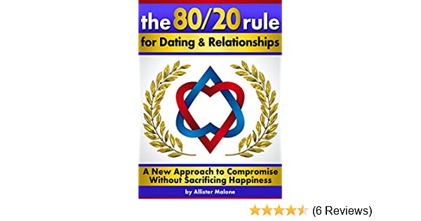 The 80 20 rule in dating