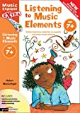 Music Express Extra – Listening to Music Elements Age 7+: Active listening materials to support a primary music scheme