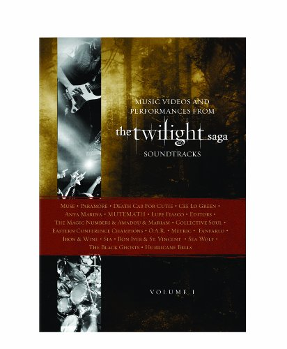 Music Videos and Performances from The Twilight Saga Soundtracks, Vol. 1 (Hot Hidden Video)