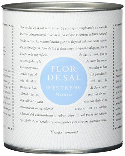 Gusto Mundial Flor de Sal Natural, 180 g