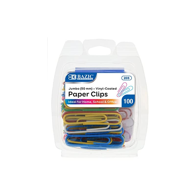 bazic-jumbo-color-paper-clips-for