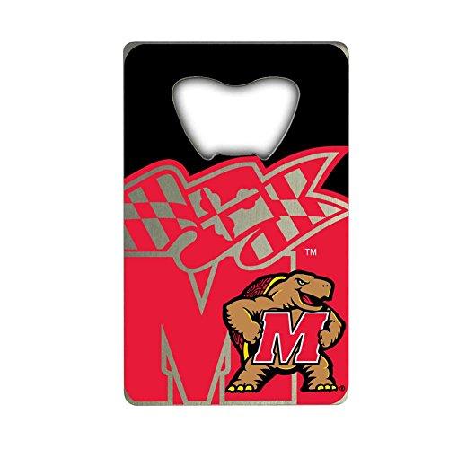 NCAA Maryland Terrapins Credit Card Style Bottle Opener