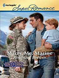 Marry Me, Marine (In Uniform)