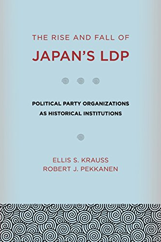 The Rise and Fall of Japan's LDP: Political Party Organizations as Historical Institutions (Party Warehouse Fort Worth)