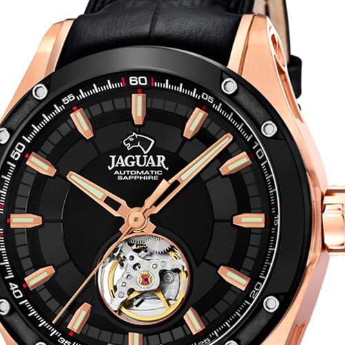 Amazon.com: Jaguar Automatik Special Edition J814/A Watch Swiss Made: Watches