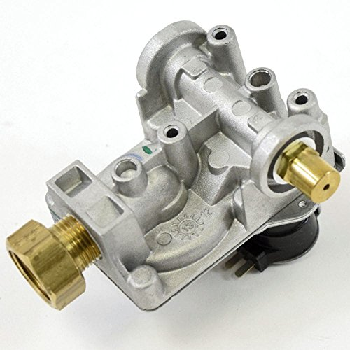 Speed Queen 510506P Dryer Gas Valve Assembly Genuine Original Equipment Manufacturer (OEM) Part