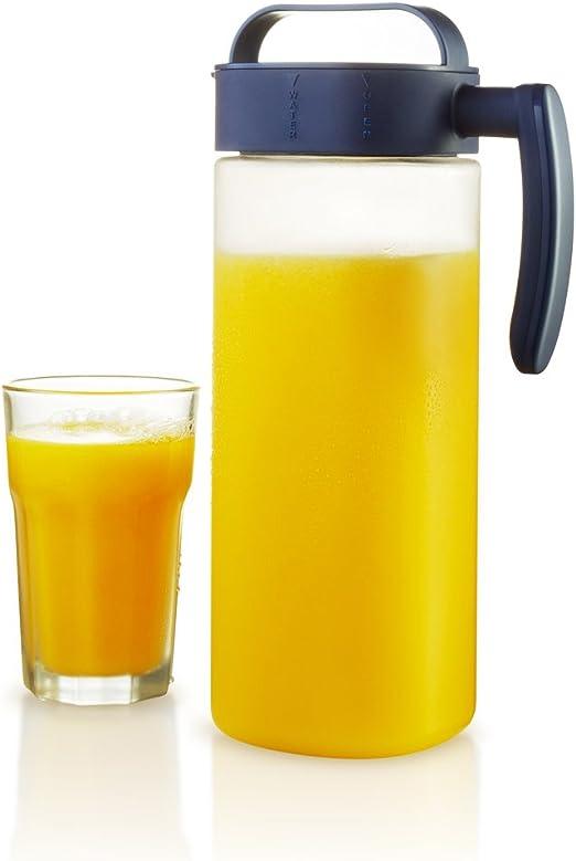 Tritan Clear Large Iced Tea Home Tea Pot Water Bottles 2L BPA-FREE KOMAX