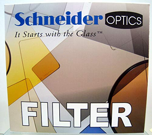 Classic Soft 1/4 Water - Schneider 6.6x6.6 Classic Black Soft 1/4 Filter