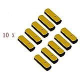 FEBNISCTE 100pcs 128MB Flash Drive - Bulk Pack - Swivel USB 2.0 Memory Stick