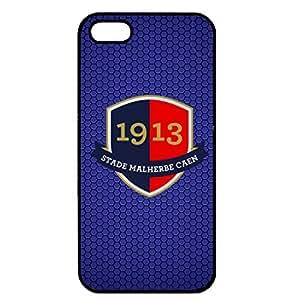 Stade Malherbe De Caen Phone Case Caen Phone Case 061 Personalized Iphone 5 5S Phone Case Cover