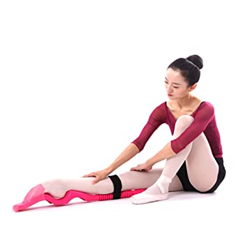 Foot Stretcher For Ballet And Gymnastics Deep Tissue Massage Roller