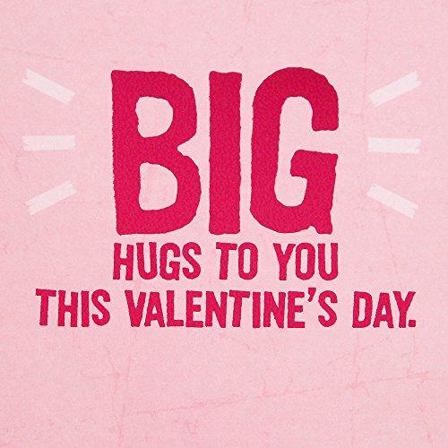 Hallmark Valentine's Day Greeting Card for Kids (Standing Bear) Photo #6