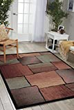 Nourison Expressions (XP05) Multicolor Rectangle Area Rug, 2-Feet by 2-Feet 9-Inches (2' x 2'9')