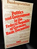 Politics and Government : Basic Documents, , 0907582133