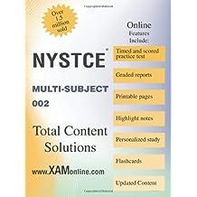 NYSTCE Multi Subject 002: CST Multi-Subject 002