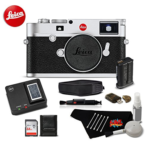 Leica M10 Digital Rangefinder 24MP Camera 20000  Bundle w/64