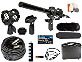 Best The Imaging World Cameras - Professional Advanced Broadcast Microphone and accessories Kit Review
