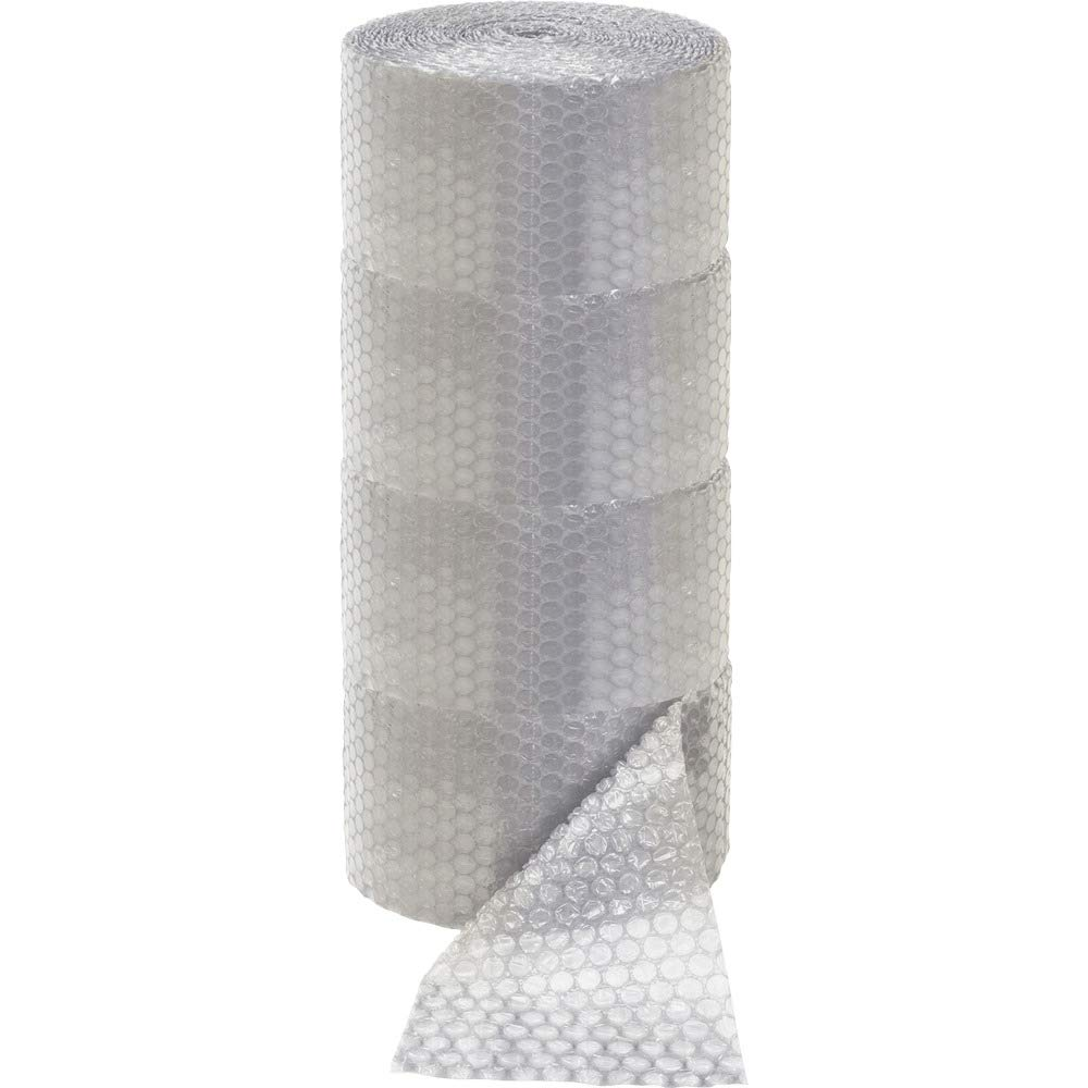Sparco Bulk Roll Bubble Cushioning - 12in. Width x 125 ft Length - 500 mil Thickness - Flexible, Lightweight - Polyethylene - Clear