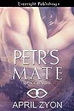 Petr's Mate (Space Wars Book 4)