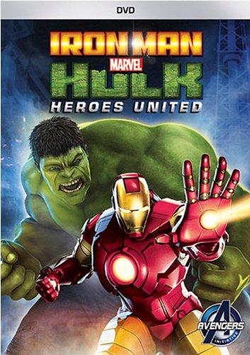 iron man hulk dvd - 1