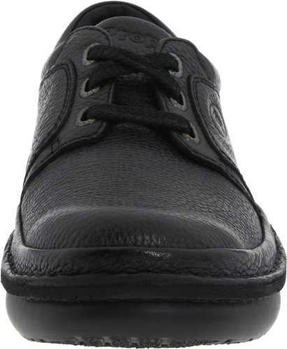 Propet Mens M4070 Villaggio Walker Oxford, Grano Nero, 15 Xx (5e)