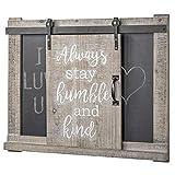 American Art Décor AAD Chalkboard Message Boards