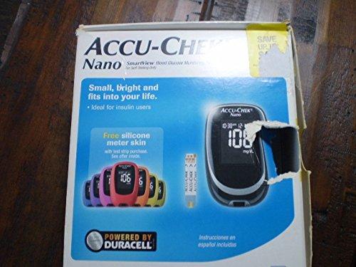 Accu-Chek Nano Blood Glucose Monitoring System