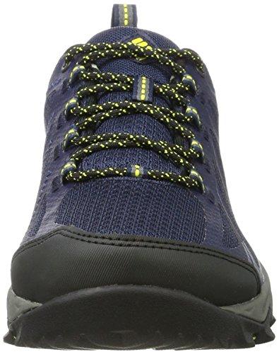 Columbia Mænd Sneakers, Vandtæt, Peakfreak Xcrsn Ii Xcel Lav Blå (collegiate Flåde / Zour)