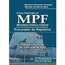 Provas Resolvidas Do Ministerio Publico Federal