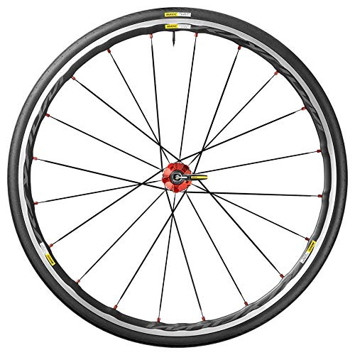 Mavic Ksyrium Elite UST Wheel Rear 700C QR 130mm Shimano Road 11 Red