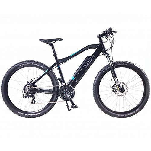 Price comparison product image Magnum MI5 Electric Bicycle Electric Mountain Bicycle Bike, Electric Bike, 350w, Free Gift 16000mAh Solar Power Bank distributed by Bikes Xpress