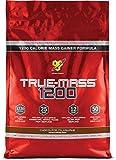 BSN Mezcla de Proteínas y Aminoácidos True Mass 1200, Chocolate, 10 lb