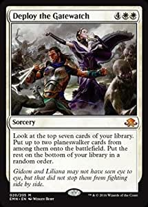 Magic: the Gathering - Deploy the Gatewatch (020/205) - Eldritch Moon