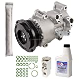 New AC Compressor & Clutch With Complete A/C Repair Kit For Toyota Camry - BuyAutoParts 60-81533RK New
