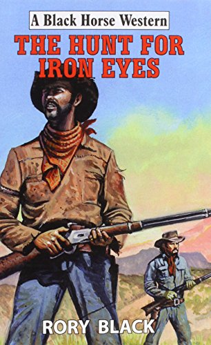 book cover of The Hunt for Iron Eyes